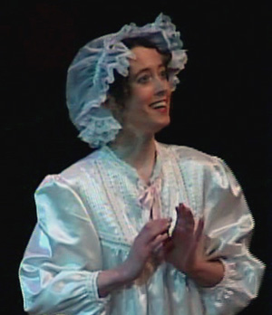Performing Mabel at Century Theatre